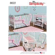 Crib Bedding Patterns New Design Ideas