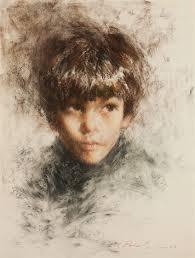 Portrait of Adam Kelley by Ramon Kelley on artnet