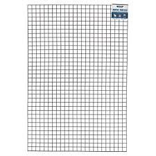 whites 600 x 900mm black wire mesh mini
