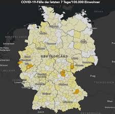 Die vom deutschen roten kreuz sachsen (drk) betriebenen impfzentren in den 13 landkreisen bzw. Corona Aktuell Live Die Aktuellen Zahlen Des Rki