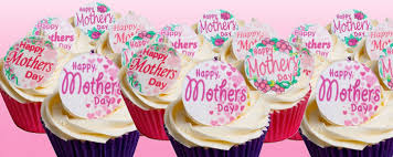 Mothers Day Edible Wafer Toppers New In The Craft Company Blog