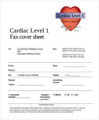 fax cover sheet medical 7 medical fax cover sheet templates pdf word free premium