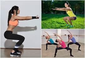 Beenspieren trainen thuis