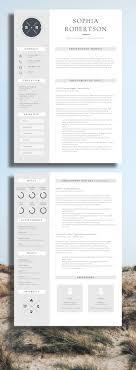 Creative Resume Template Teacher Resume Creative Cv Design