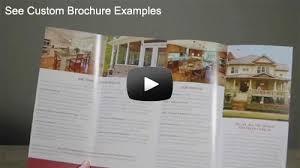 Brochure Printing Custom Brochures Printed And Mailed