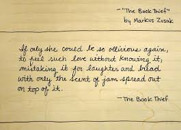 Beautiful Quotes On Books Best Of The Book Thief' By Markus Zusak One Of The Most Beautiful Books I