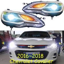 Cavalier Fog Lights Video Cavalier Headlight 2016 2018 Car Accessories Cruze Epica Lova Malibu Cavalier Fog Light Aveo Tahoe Cavalier Head Lamp