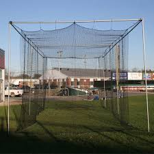 Image result for baseball batting cage netting