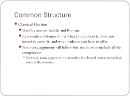 english structuring your essay  the implications of your claim 11 common structure