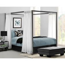 DHP Modern Queen Canopy Bed