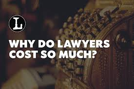 Why Do Lawyers Cost So Much Well Tell You Why Lawyerist