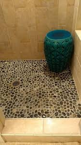 here s a magnificent pebble shower floor the pebbles come in many diffe shapes sizes and colors tim carter