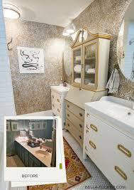 Decorative Finishes Studio Bathroom Storage A Makeover Story Bella Tucker Decorative Finishes