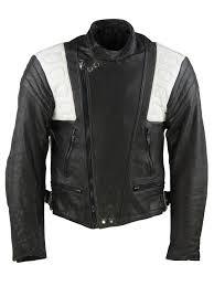mark aston sports biker jacket m