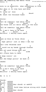tell me something bad about tulsa by george strait lyrics and george strait song tell me something bad about tulsa lyrics and chords