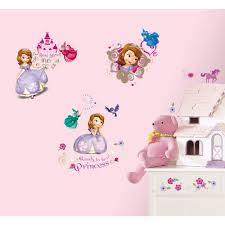 Princess Sofia Bedroom Similiar Princess Sophia Wall Cling Keywords