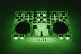 Hercules Djcontrol Glow Controller With Led Light And Glow Effects Hercules Djcontrol Glow Controller With Led Light And Glow Effects