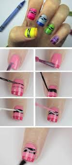 Diy Nail Designs 60 Diy Nail Art Designs That Are Actually Very Easy