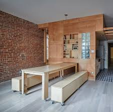 New apartment furniture Nyc Dezeen Magazine Dezeen Peter Kostelov Creates Transformable Rooms For New York Apartment