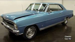 1966 Chevrolet Nova Super Sport - Classic Car HD - YouTube
