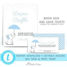 Raffle Ticket Ideas Sign Template 50 Images Of Signs Download