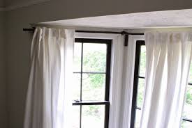 Full Size of Window Curtain:amazing Nice Curved Window Curtain Rod Bendable  Poles For Bay ...