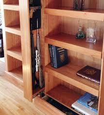 Custom Concealment & Secret Storage Furniture