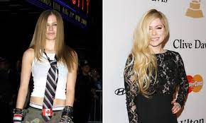 Why fans think Avril Lavigne died and was replaced by a clone named Melissa  | Celebrity