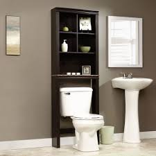 Space Saving Shelves Features Bathroom Actagare Space Saving Faux Granite Finish