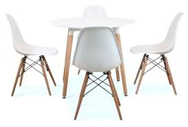 Round Table With Chairs Round Table Chair Top View Designs Dining