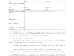 Snow Removal Bid Template Download Free Snow Removal Snow Removal 6 0 Download For
