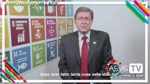 ASviS - Alleanza Italiana per lo Sviluppo Sostenibile - Enrico Giovannini  IV2020