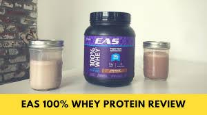 eas 100 whey protein