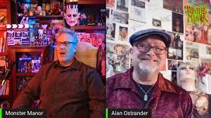 Monster Manor Episode 2 with Alan Ostrander of AEO Studios in Orlando,  Florida - YouTube