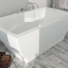 alcove seria 3666 f1 bathtub freestanding air or soaking
