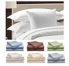 100 cotton sheets king. Unique Sheets Deluxe Hotel  300 Thread Count 100 Cotton Sateen Sheet Set Dobby Stripe   EBay In 100 Sheets King