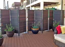 free standing outdoor privacy screens 30 best outdoor privacy screens images on