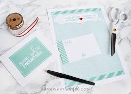 Open When Letters Diy Kit A Fun Way To Write Love Letters