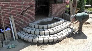 Jetzt übers projekt informieren und loslegen! Treppe Aus Granit Steine Mov Youtube