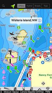 Georgia Gps Nautical Charts By Mapitech
