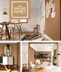 Dulux Spiced Honey Colour Of The Year 2019 دهان In 2019
