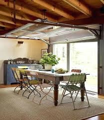 insulated glass garage doors. Glass Garage Door A Connect The Dining Space To Outdoors And Gives . Insulated Doors