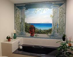 Bathroom Wallpaper Murals  Interior DesignBathroom Wallpaper Murals