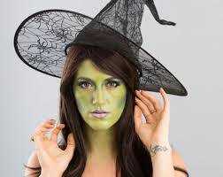 step by step witch makeup