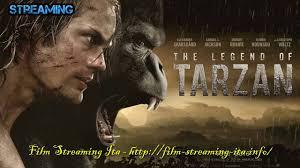 The Legend of Tarzan film gratis streaming ita - YouTube