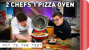 To know more information about the heating capacity of different pizza types and pizza ovens, you can review our detailed guide on best oven temperature for pizza. Home Pizza Oven Put To The Test By Chefs Sortedfood Youtube