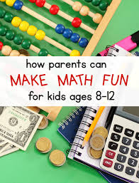Math Is Fun Multiplication Chart How To Make Math Fun For Kids Ages 8 12 The Measured Mom