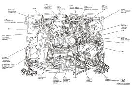 taurus engine diagram wiring diagrams best 2001 ford taurus cooling system diagram wiring library windstar engine diagram taurus engine diagram