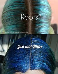 How To Hide Your Roots Hairglitter