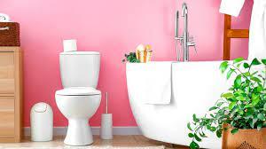 25 pink bathroom design ideas how to